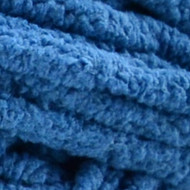 Dark Teal Blanket Yarn - Small Ball (6 - Super Bulky) by Bernat