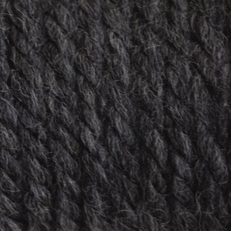 Patons Dark Grey Heather Classic Wool Bulky Yarn (5 - Bulky)