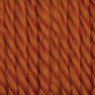 Patons Burnt Orange Classic Wool Bulky Yarn (5 - Bulky)