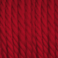 Patons Bright Red Classic Wool Bulky Yarn (5 - Bulky)