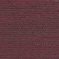 Lion Brand Burgundy Vanna's Choice Yarn (4 - Medium)