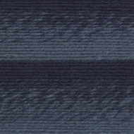 Lion Brand Denim/Navy Scarfie Yarn (5 - Bulky)
