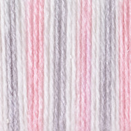 Bernat Pink Flannel Softee Baby Yarn (3 - Light)
