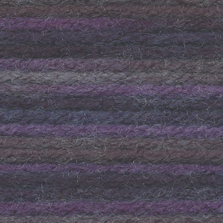 Lion Brand Purple Print Vanna's Choice Yarn (4 - Medium)