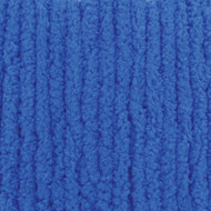 Bernat Royal Blue Blanket Yarn - Big Ball (6 - Super Bulky)