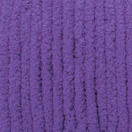Bernat Pow Purple Blanket Yarn - Big Ball (6 - Super Bulky)