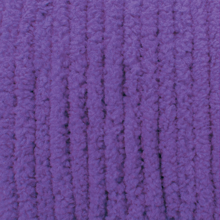 Bernat Pow Purple Blanket Yarn - Big Ball (6 - Super Bulky)