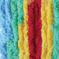 Bernat Rainbow Shine Varg Blanket Yarn - Big Ball (6 - Super Bulky)