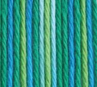 Bernat Emerald Energy Ombre Handicrafter Cotton Yarn - Small Ball (4 - Medium)