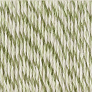 Bernat Green Twists Handicrafter Cotton Yarn - Small Ball (4 - Medium)