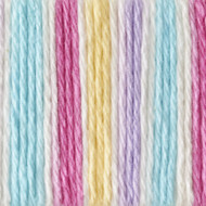 Bernat Fleur De Lavande (Scented) Handicrafter Cotton Yarn - Small Ball (4 - Medium)