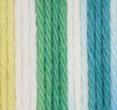 Lily Sugar'N Cream Mod Ombre Lily Sugar 'N Cream Yarn (4 - Medium)