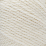 Patons Winter White Classic Wool Worsted Yarn (4 - Medium)