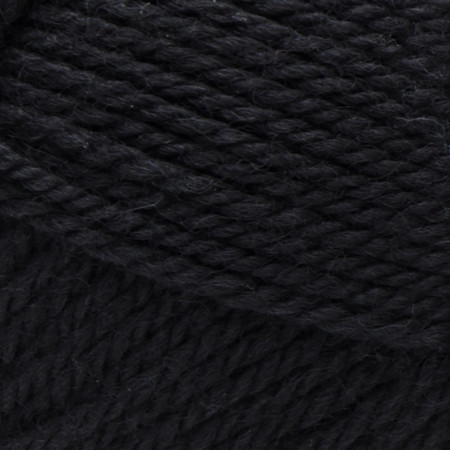 Patons Black Classic Wool Worsted Yarn (4 - Medium)
