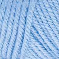 Red Heart Baby Blue Soft Baby Steps Yarn (4 - Medium)