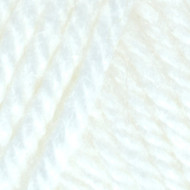 Red Heart White  Soft Baby Steps Yarn (4 - Medium)