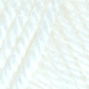 Red Heart White  Soft Baby Steps Yarn (4 - Medium)