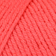 Papaya With Love Yarn (4 - Medium) by Red Heart