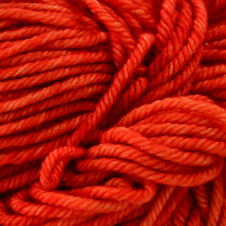Malabrigo Glazed Carrot Rios Yarn (4 - Medium)