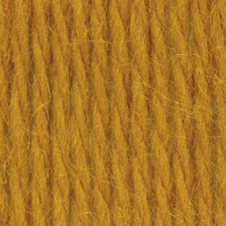 Patons Yellow Classic Wool Worsted Yarn (4 - Medium)