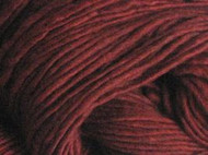 Malabrigo Burgundy Merino Worsted Yarn (4 - Medium)