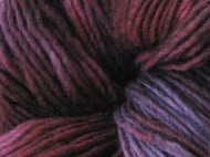 Malabrigo Velvet Grapes Merino Worsted Yarn (4 - Medium)