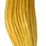 DMC 676 - DMC Embroidery Floss (Thread)