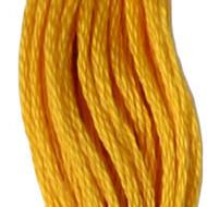DMC 728 - DMC Embroidery Floss (Thread)