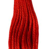 DMC 817 - DMC Embroidery Floss (Thread)