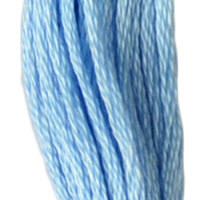DMC 827 - DMC Embroidery Floss (Thread)