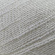 White Sparkle Baby Sport Yarn (3 - Light) by Bernat