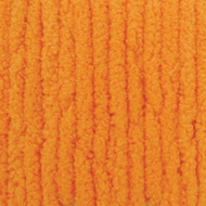 Bernat Carrot Orange Blanket Yarn - Small Ball (6 - Super Bulky)