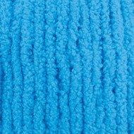Bernat Busy Blue Blanket Yarn - Small Ball (6 - Super Bulky)
