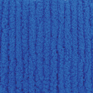 Bernat Royal Blue Blanket Yarn - Small Ball (6 - Super Bulky)