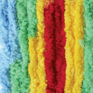 Bernat Rainbow Shine Varg Blanket Yarn - Small Ball (6 - Super Bulky)