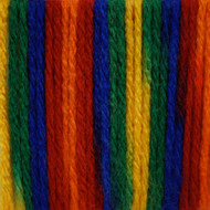 Patons Rainbow Variegated Canadiana Yarn (4 - Medium)