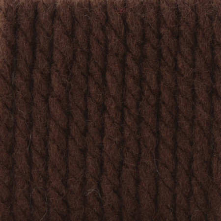 Bernat Dark Taupe Softee Chunky Yarn (6 - Super Bulky)