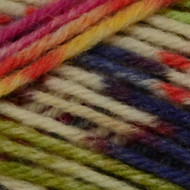 Opal The Way Back To Me Hundertwasser Ii Sock Yarn (1 - Super Fine)