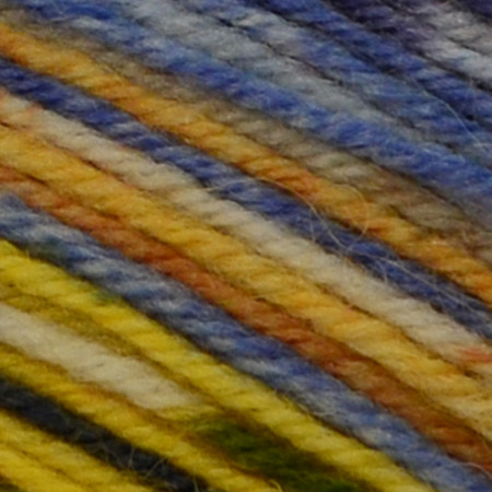 Opal The Four Solitudes Hundertwasser Ii Sock Yarn (1 - Super Fine)