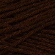Opal Dark Brown Solid Sock Yarn (1 - Super Fine)
