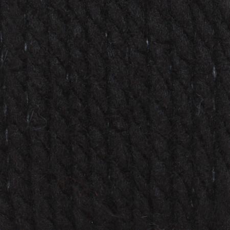 Bernat Black Softee Chunky Yarn (6 - Super Bulky)