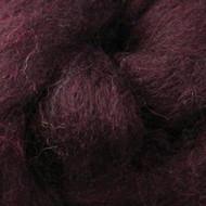 Felting Wool Plum Duff Felting Wool