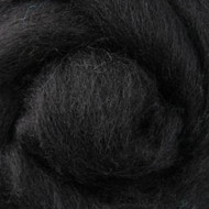 Felting Wool Liquorice Felting Wool