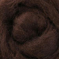 Felting Wool Chocolate Felting Wool