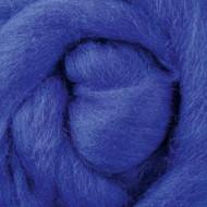 Felting Wool Blue Felting Wool