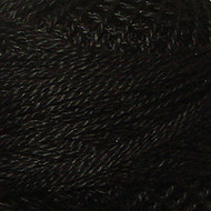 Valdani Black Perle Cotton - Size 12 (Thread)