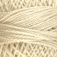 Valdani Ivory Perle Cotton - Size 12 (Thread)