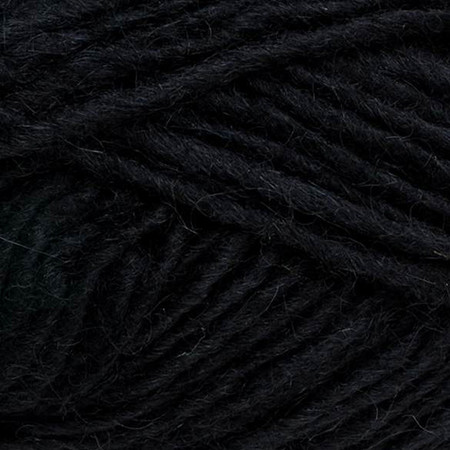 LOPI Black LéttlOPI Yarn (4 - Medium)
