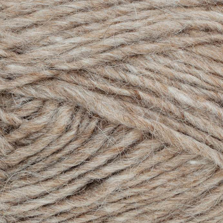 LOPI Oatmeal Heather LéttlOPI Yarn (4 - Medium)