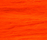 Phentex Hot Orange Slipper & Craft Yarn (4 - Medium)